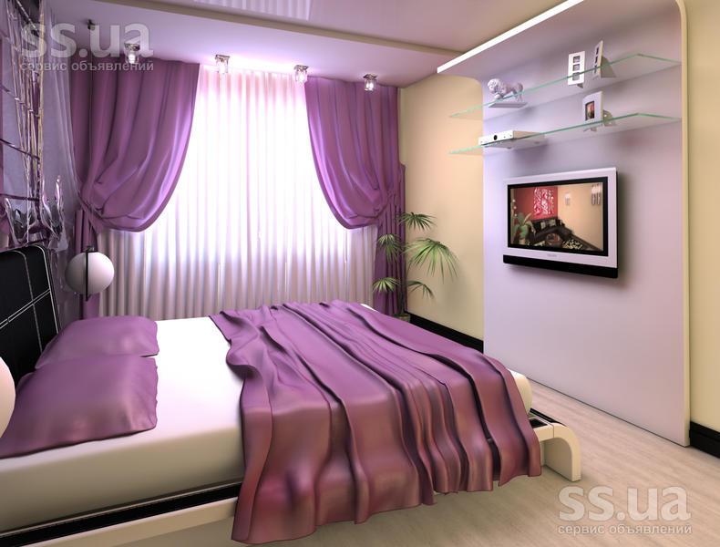 Интерьер своими руками недорого спальни