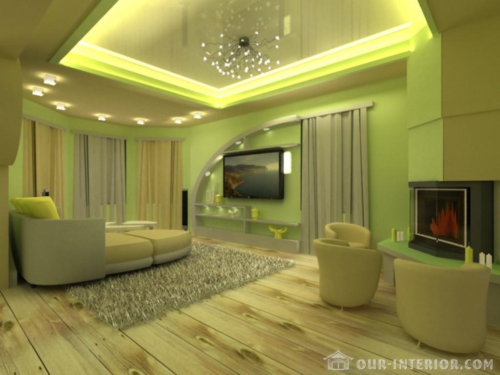 Отделка и дизайн квартир и домов