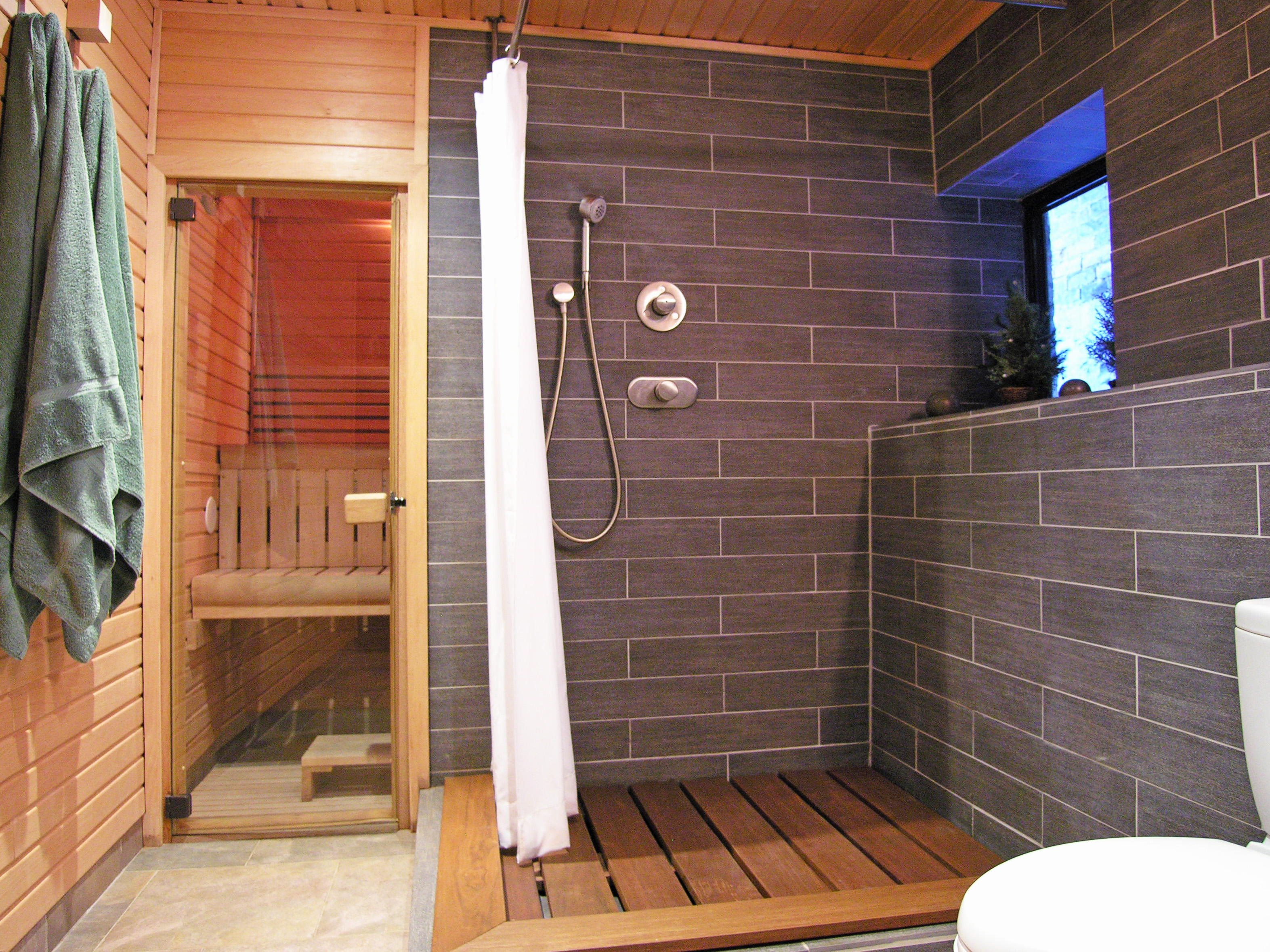 Душевая кабина в своем доме дизайн
