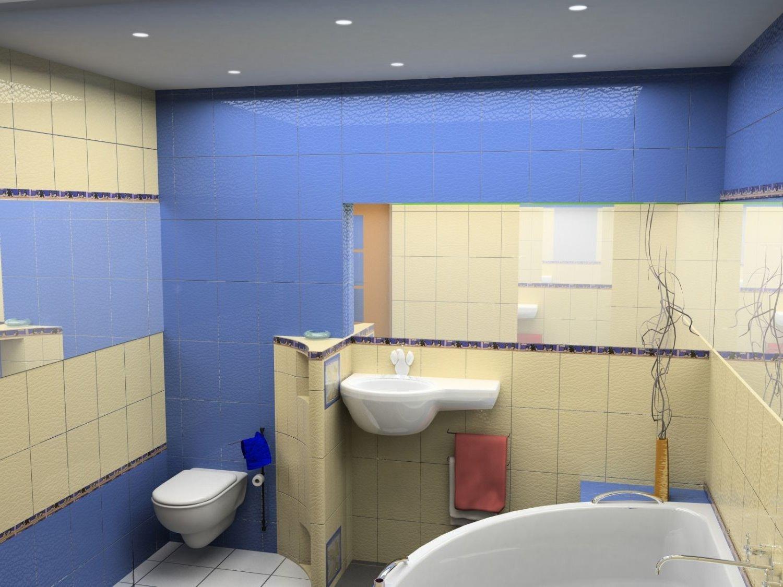 Покраска кафеля в ванной своими руками фото