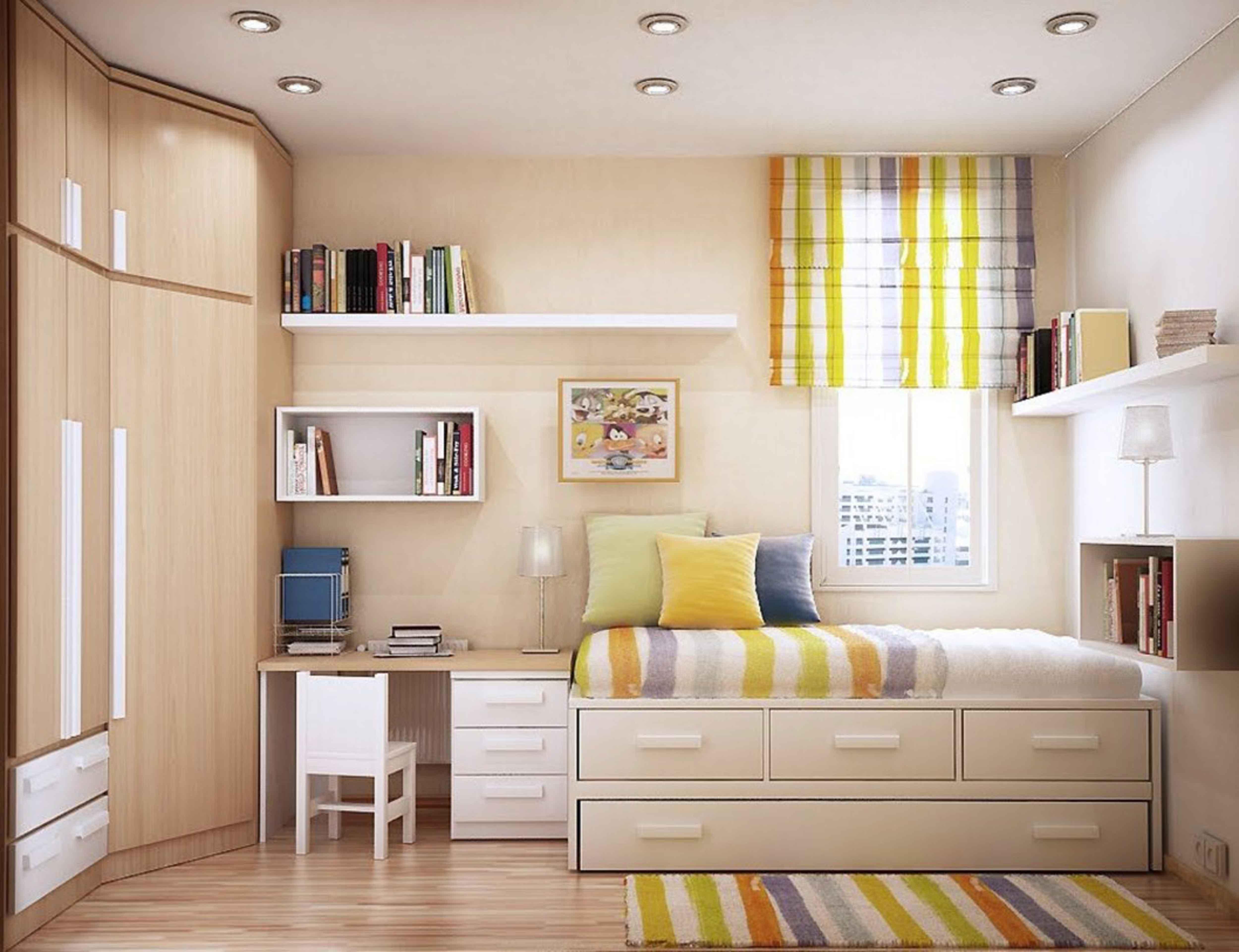 Как сделать расстановку мебели в детской комнате