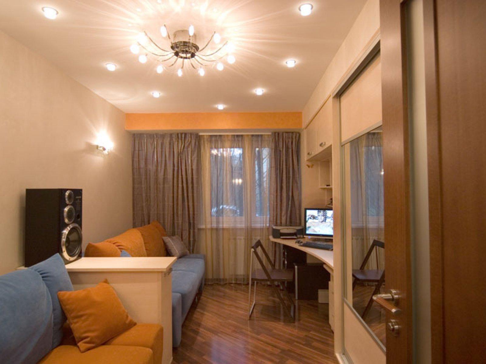 Ремонт в маленькой квартире своими руками фото