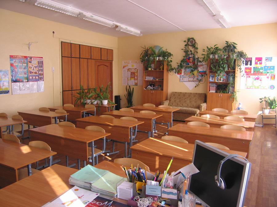 Дизайн кабинета в начальной школе