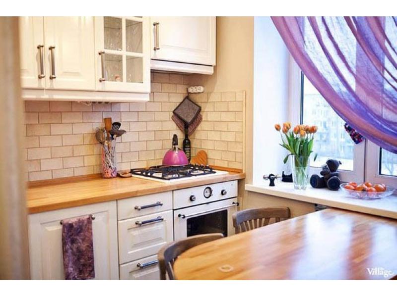 Как красиво сделать интерьер кухни своими руками