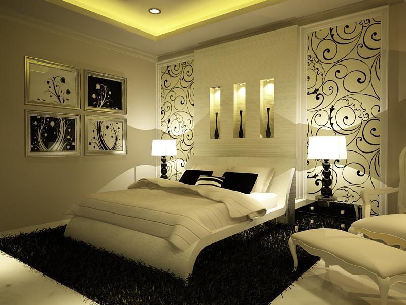 """Дизайн спальни без окна фото """" Картинки и фотографии дизайна квартир, домов, коттеджей"""