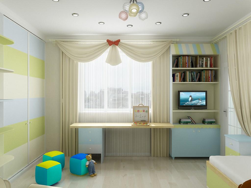 Ремонт комнаты для школьника своими руками 63