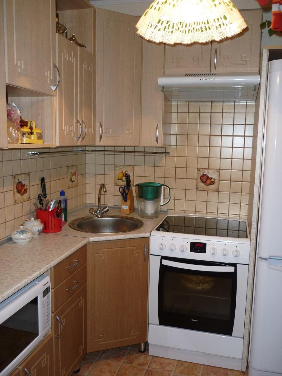Ремонты малогабаритных кухонь