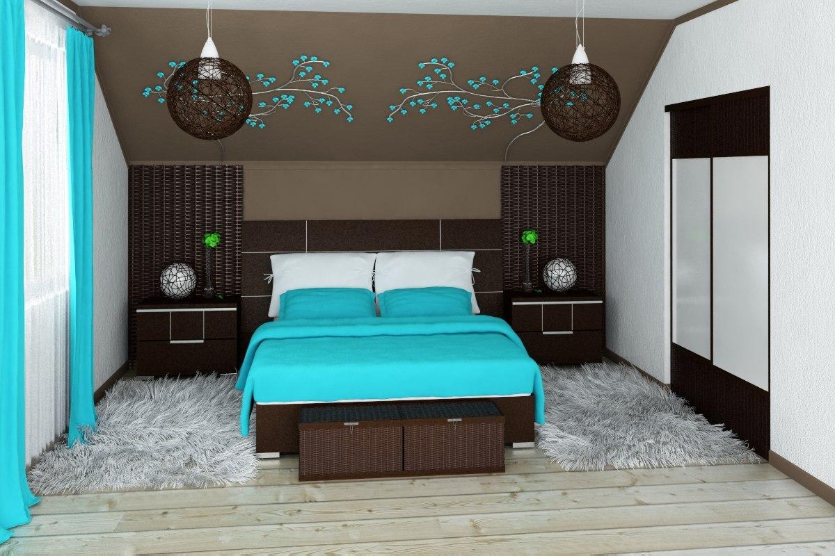 Дизайн мансардной спальни фото 2015 современные идеи