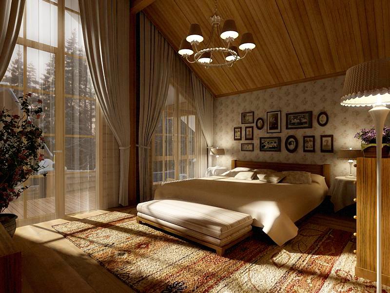 Дизайн домов из клееного бруса фото