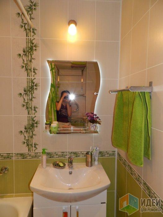 Оформить ванную комнату своими руками недорого 31