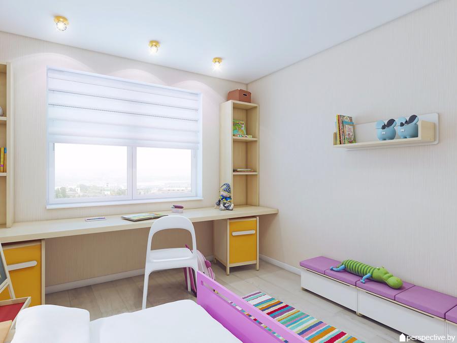 Детская комната 10 кв м дизайн для двух мальчиков
