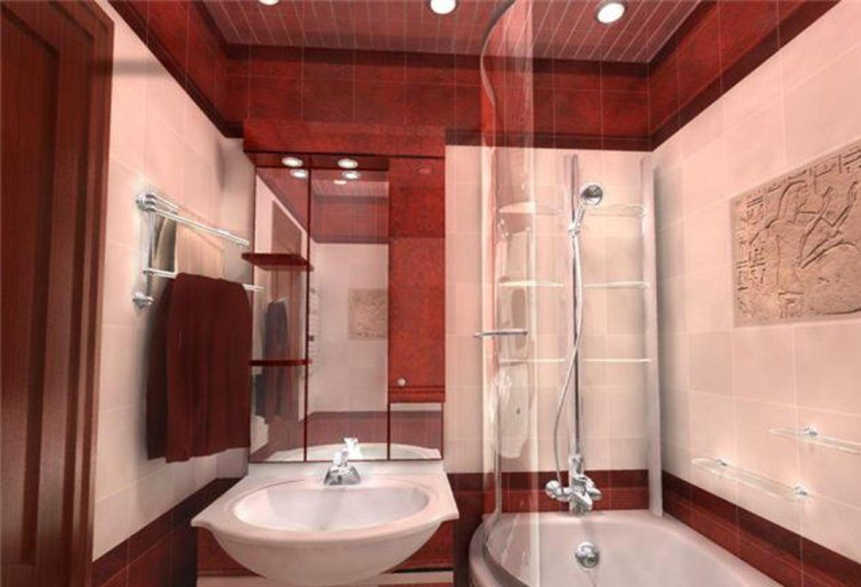 Ванная комната в квартирах дизайн