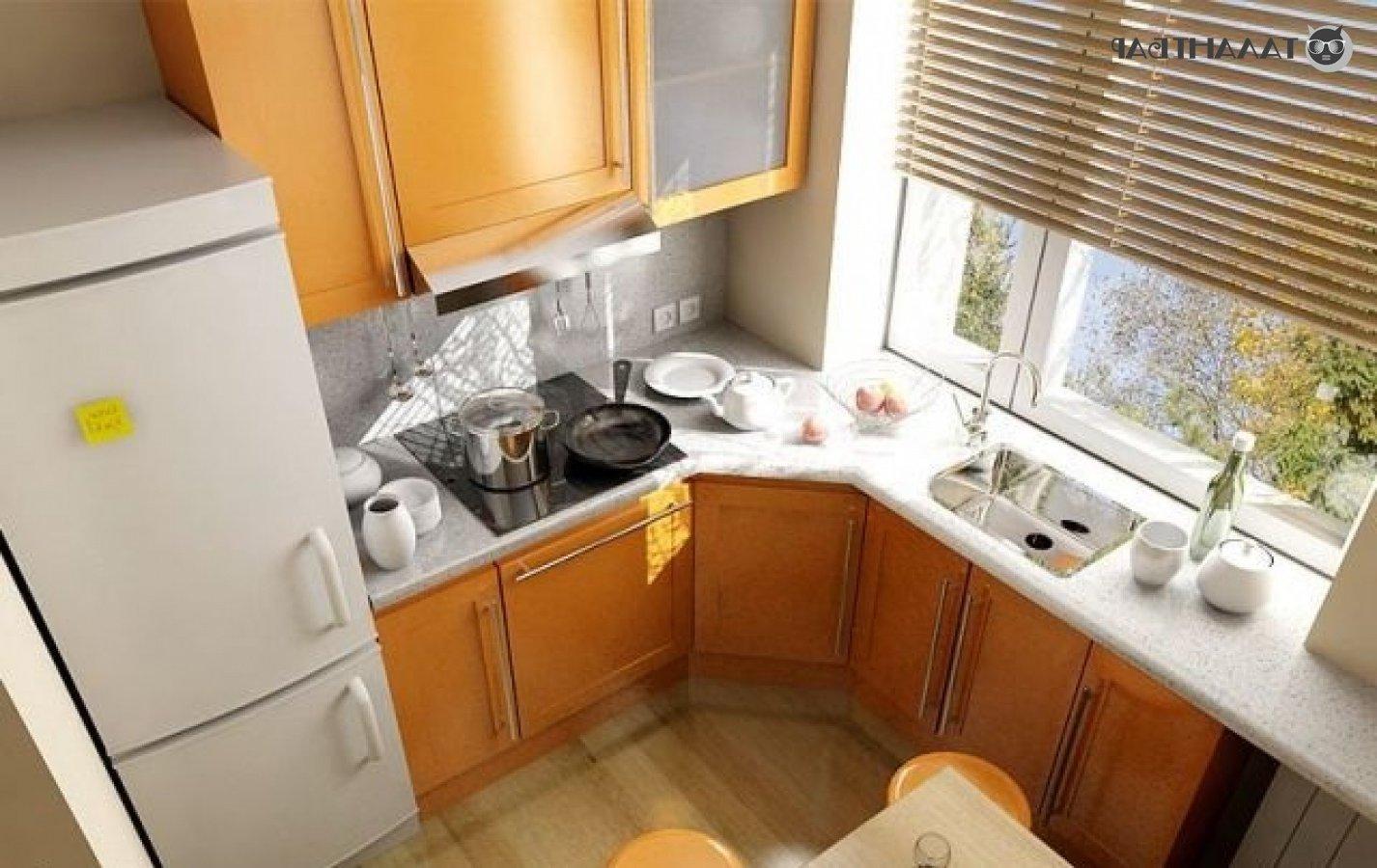 Ремонт кухни в хрущевке недорого своими руками7
