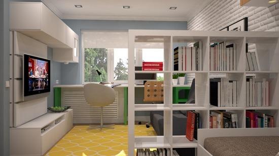 Ремонт однокомнатной квартиры 30 кв м хрущевка с ребенком