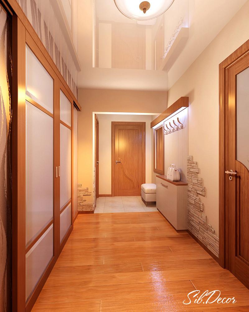 Дизайн прихожей для обычной квартиры