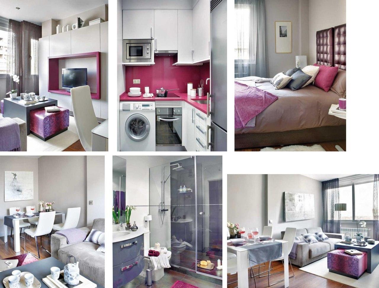 Идеи интерьера квартиры