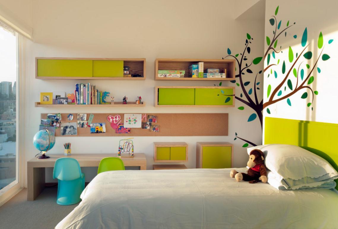 Детские комнаты интересные идеи фото