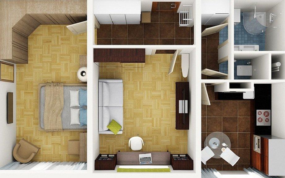 Ремонт квартир планировки