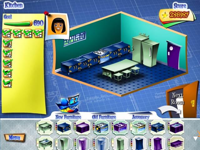 Игры дизайна квартиры