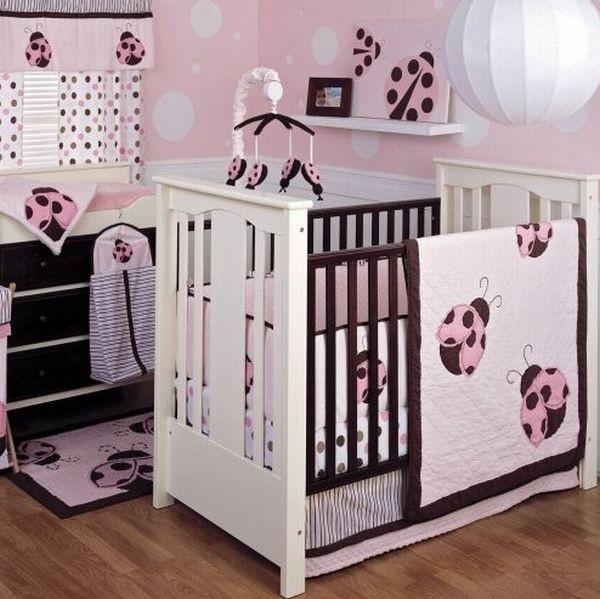 Детская кроватка своими руками оформленная