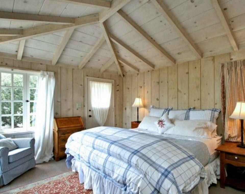Интерьер спальни в частном доме фото своими руками