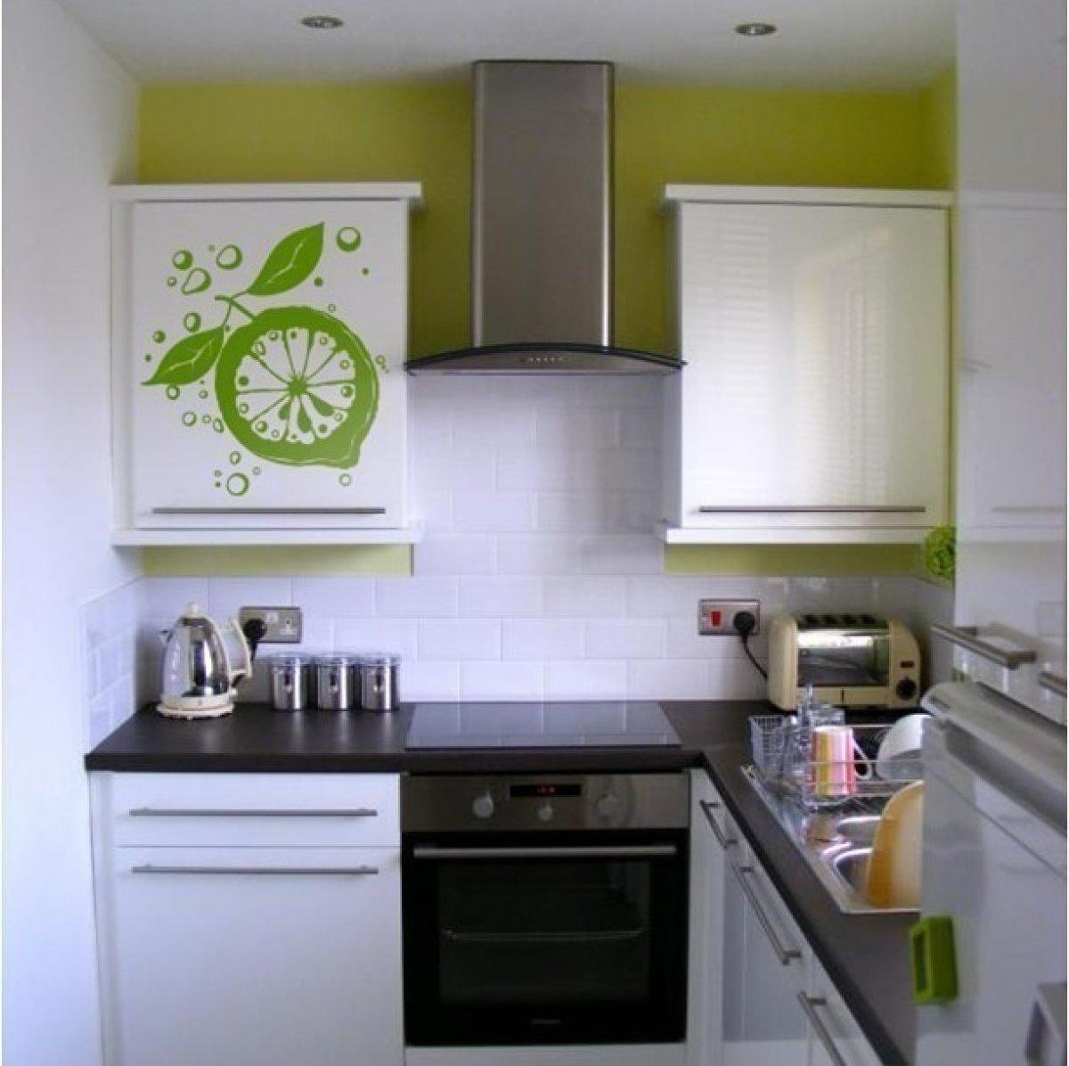 Дизайн кухни 4 м