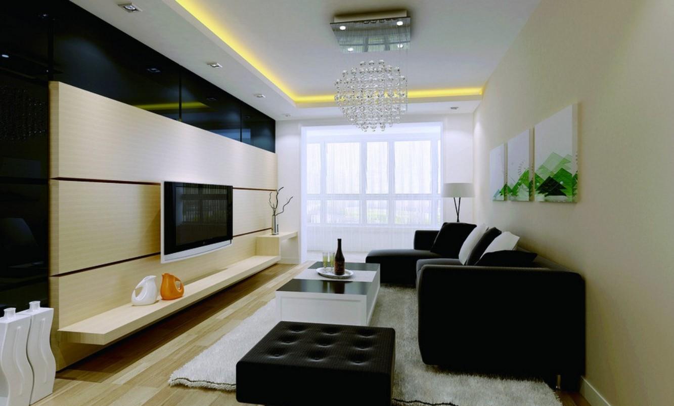 Стильный интерьер гостиной 18 кв.м фото