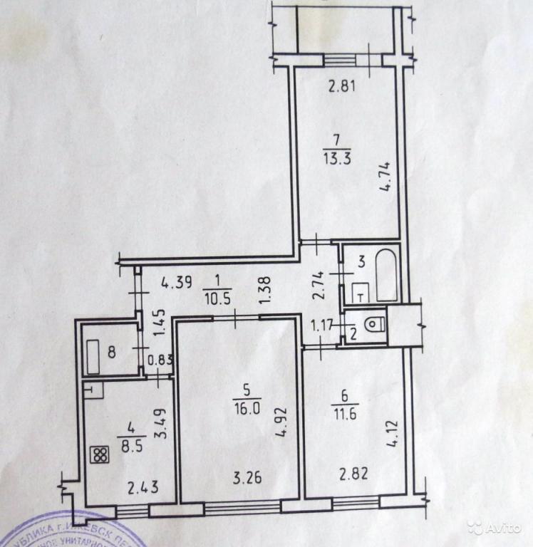 Ленинградка 3 комнатная планировка дизайн
