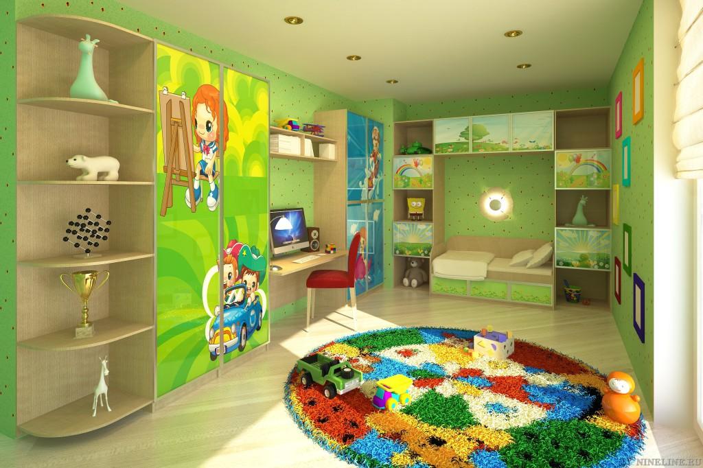Смотреть детская комната своими руками