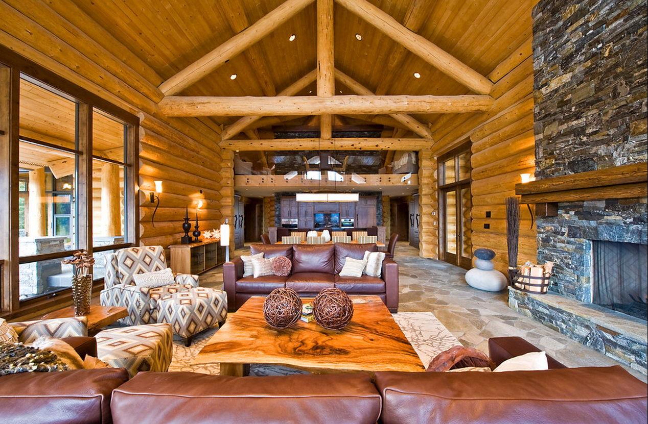 Проекты деревянных домов дизайн