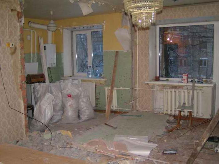 Как сделать ремонт в кирпичном доме 355