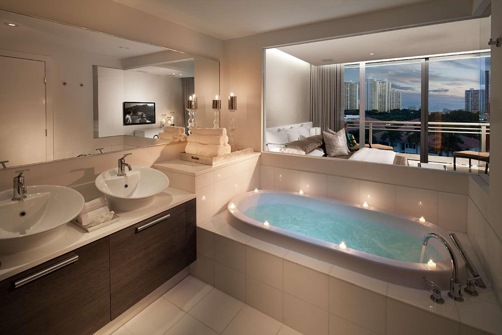 Дизайн ванная комната в доме