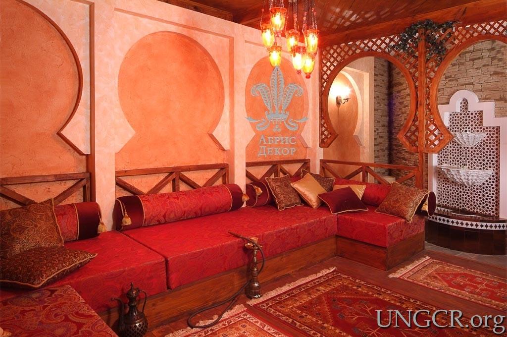 Мебель в арабском стиле 125