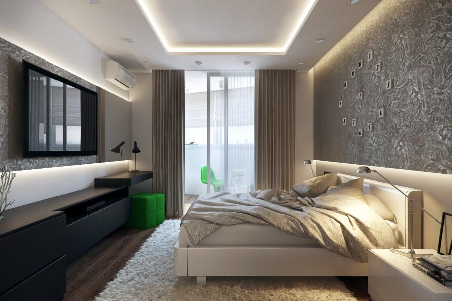 Спальня дизайн проект