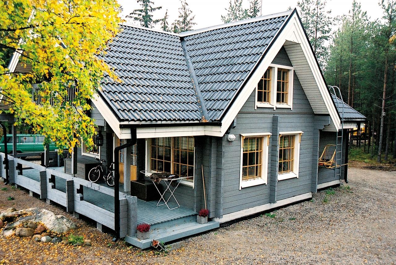 Дома по финскому дизайну