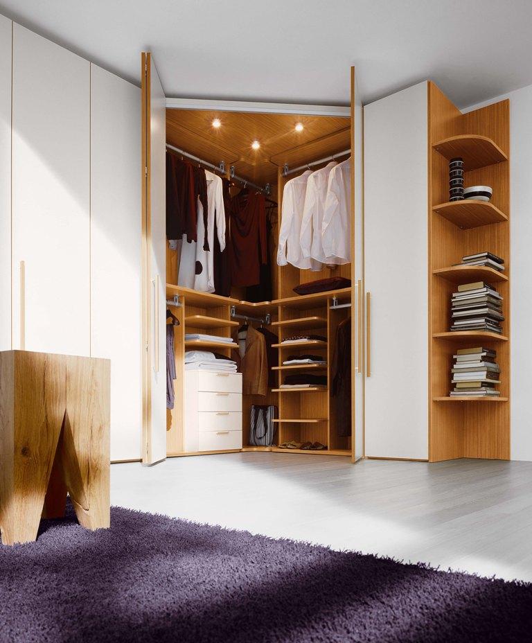 Угловой шкаф-гардеробная в прихожую фото дизайн идеи