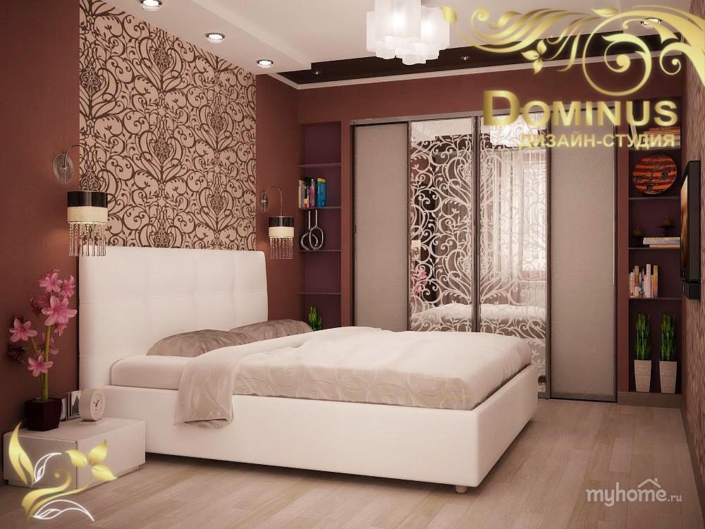 Дизайн спальни 16 кв.м фото