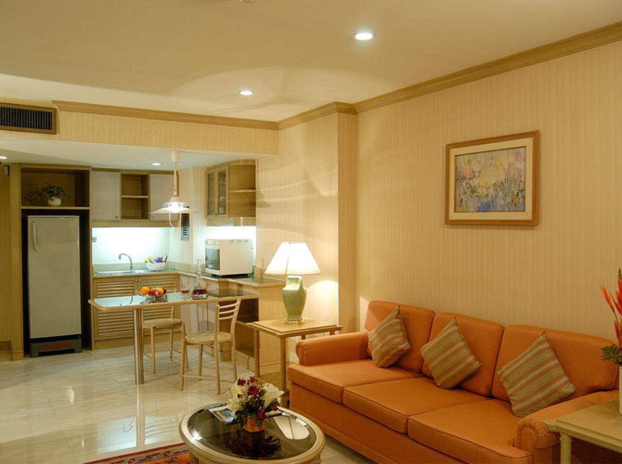 Интерьер и дизайн маленькой квартиры