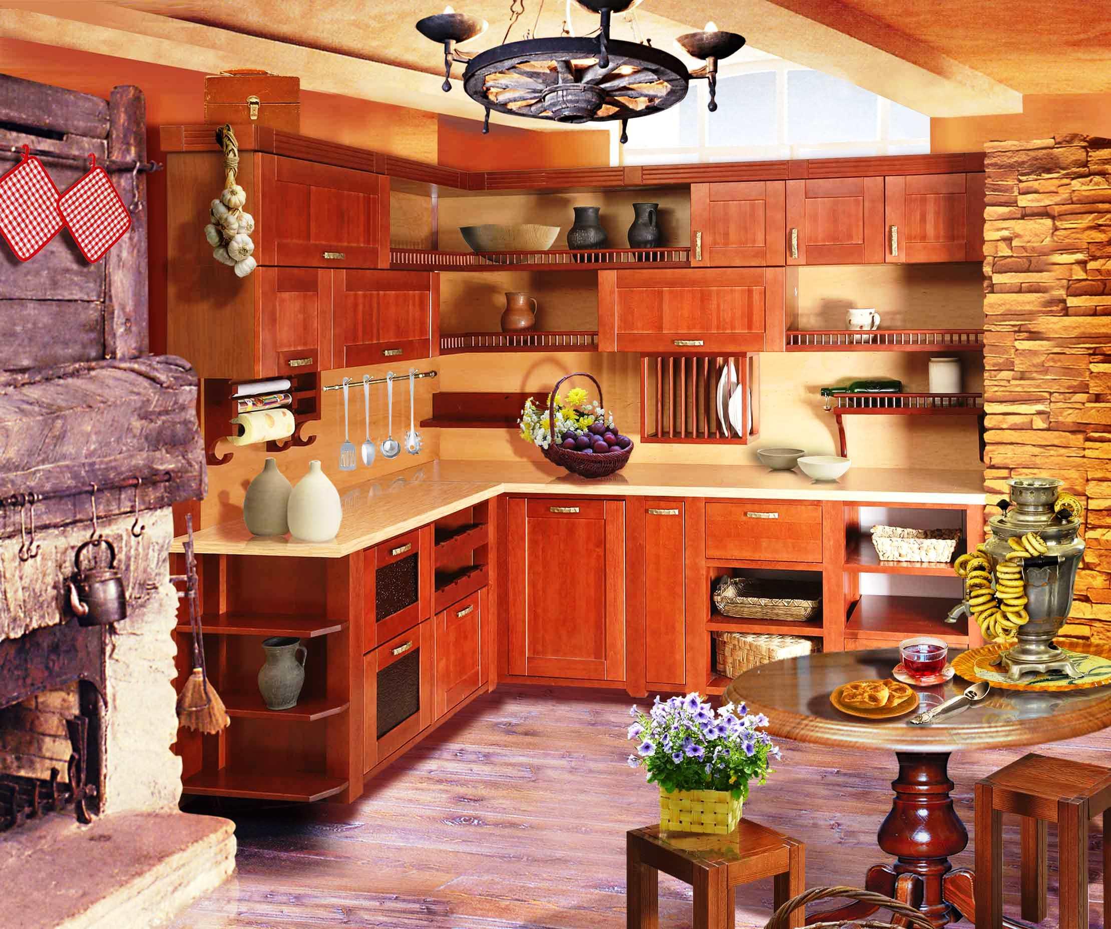 Кухонная мебель на даче своими руками фото