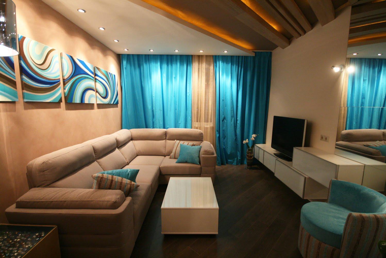 Гостиные комнаты дизайн в хрущевке