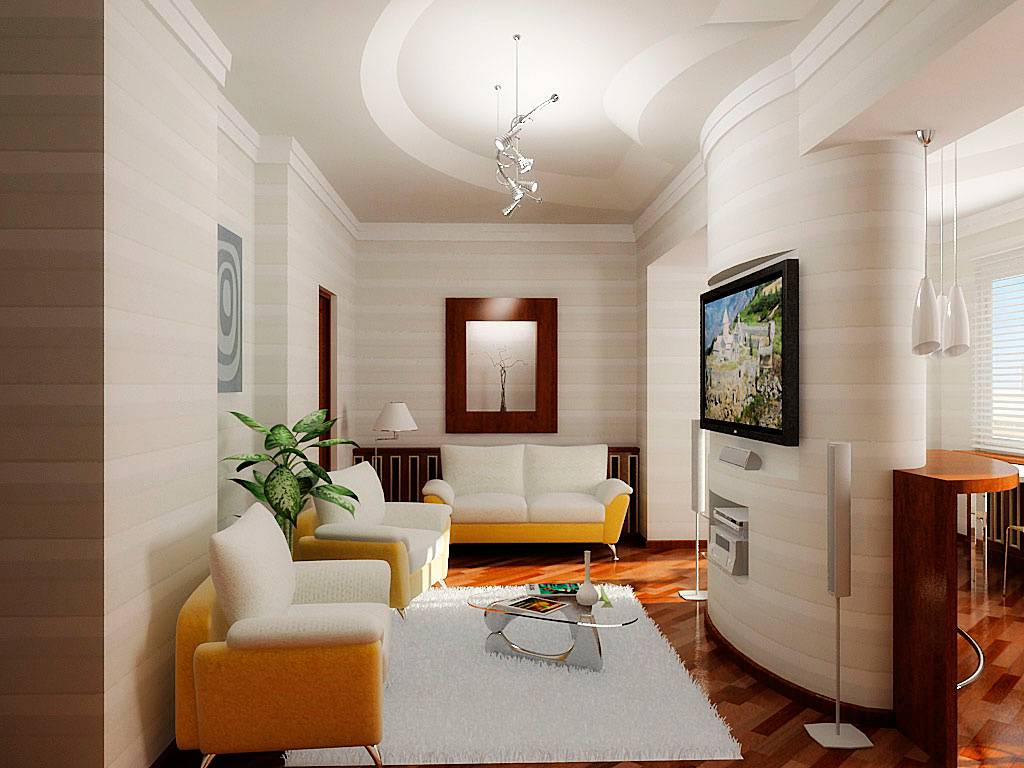 Ремонт двухкомнатной проходной квартиры хрущевка