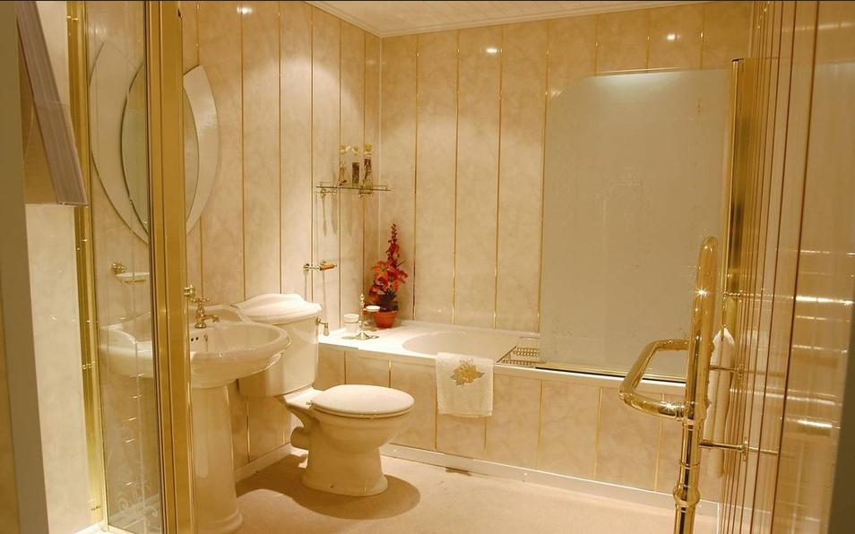 Ремонт ванной комнаты пластиком своими руками