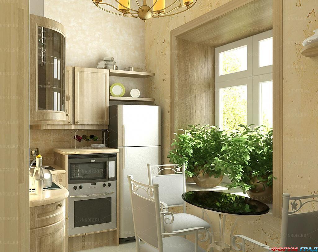 Кухня маленькая дизайн в квартире хрущевка