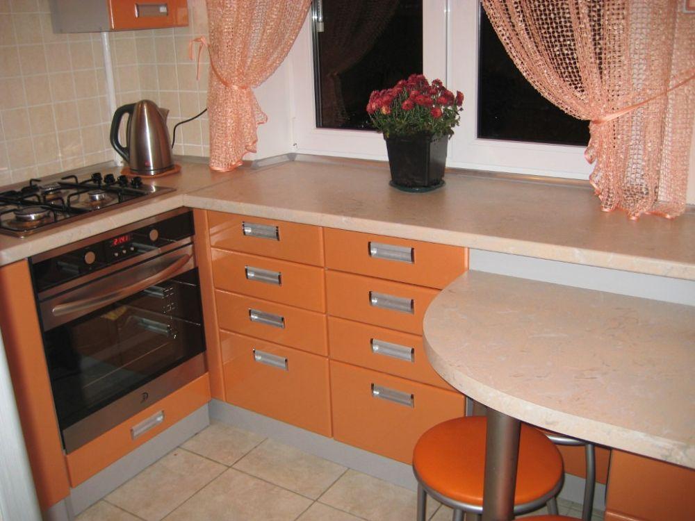 Кухня дизайн в хрущевке