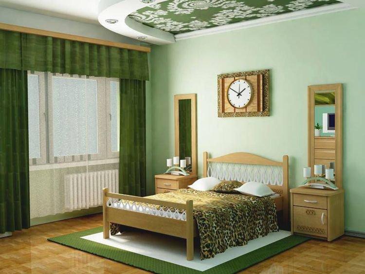 Ремонт спальни фото своими руками