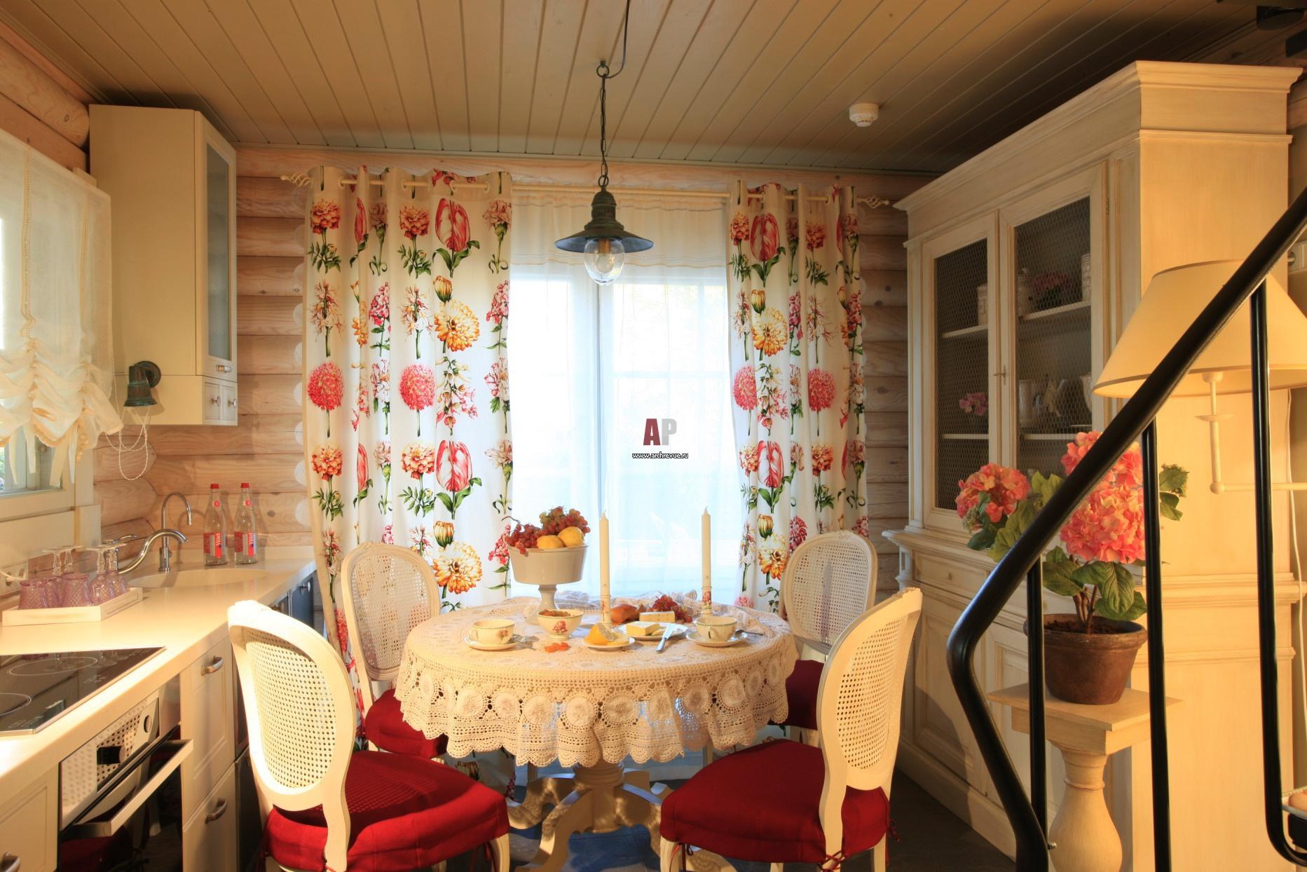 Дизайн маленькой кухни на даче фото