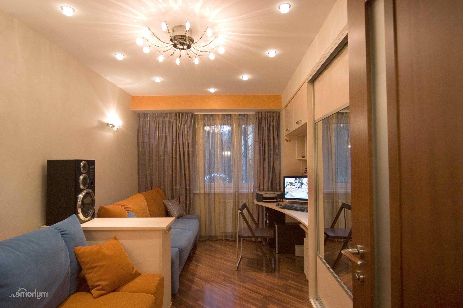 Дешевый ремонт в маленькой квартире