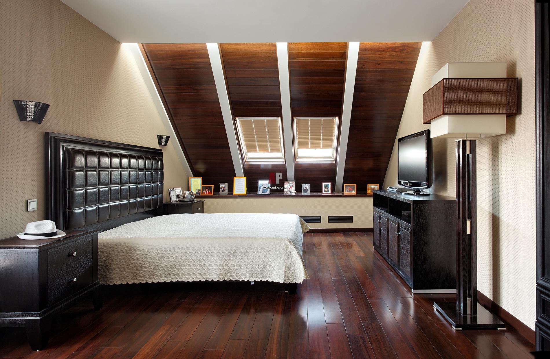Спальни дизайн 2 этаж