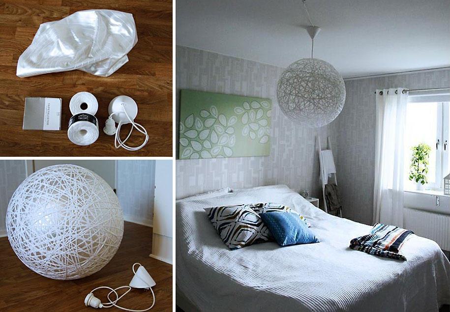 Декор для спальни своими руками и идеи
