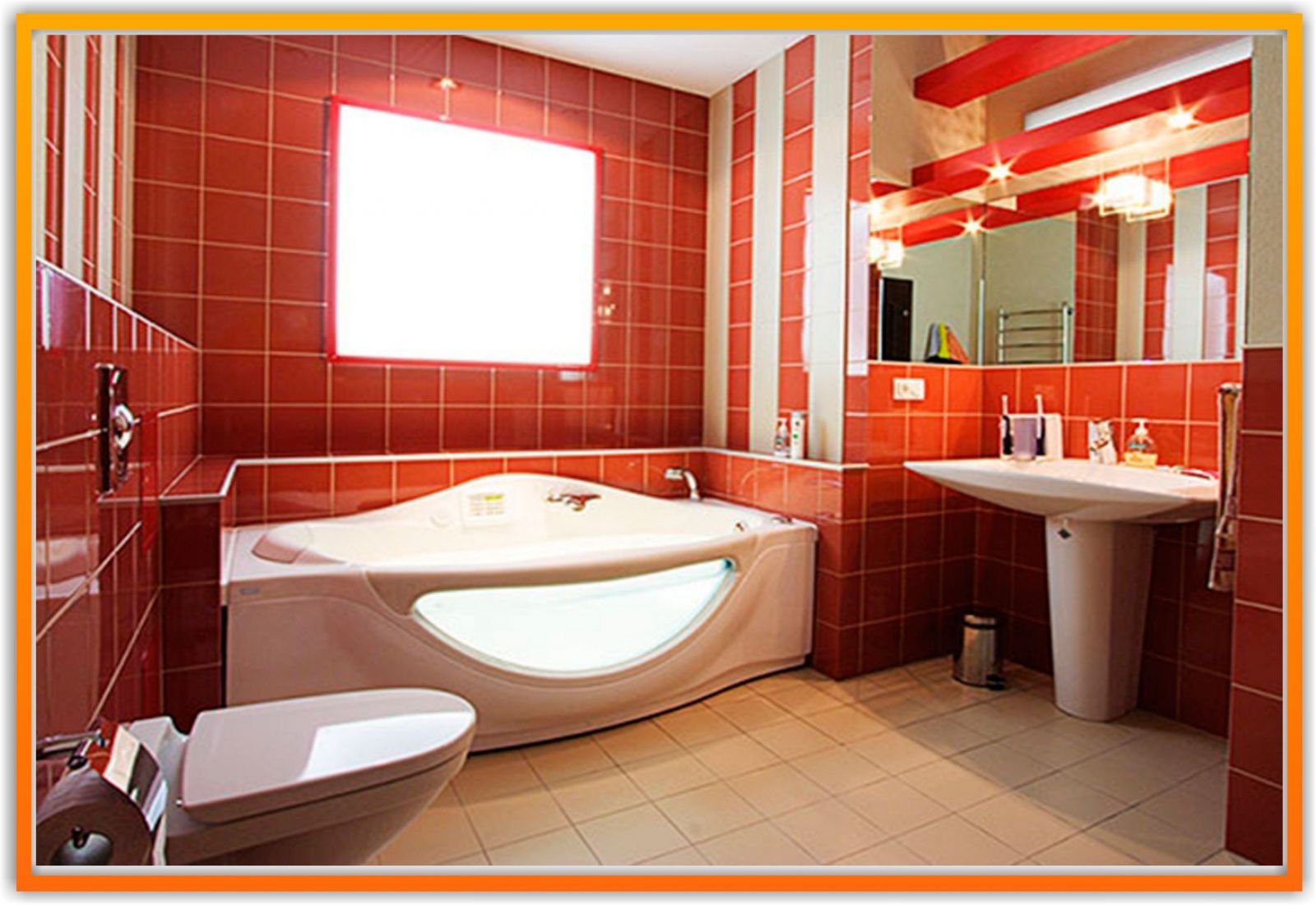 Ремонт и дизайн ванной комнаты своими руками